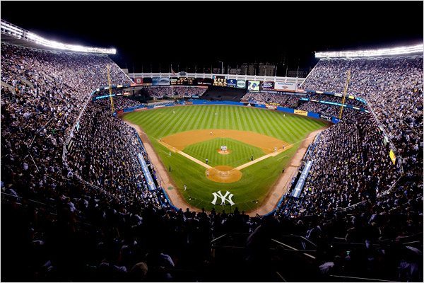 Final Game, Yankee Stadium The New York Times Web Archive