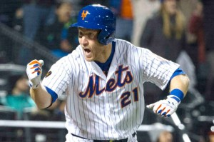 Todd Frazier, New York Mets Sparkplug (Pgoto Credit: New York Post)