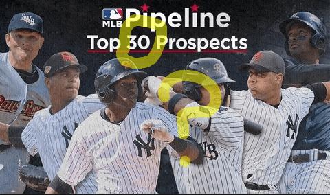 Yankees farm system - 2019 (Photo Credit MLB Journals)