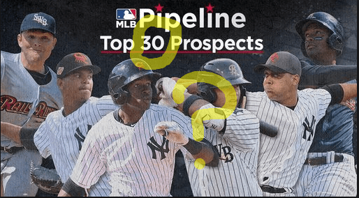 Yankees farm system - 2019 (Photo Credit MLB Journals)