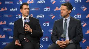 Mets GM Brodie Van Wagenen - Is Jeff Wilpon Listening? (Photo: Newsday)