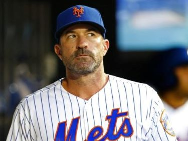 Mickey Callaway, New York Mets Manager (Photo: New York Post)