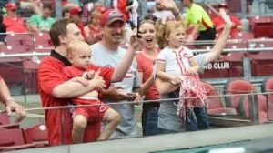 A Dying Breed - Families and Casual Fans At A Ballgame (Photo: mlb.com)