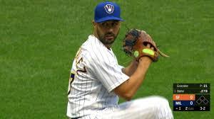 Gio Gonzalez, Free Agent 2019 (Photo: MLB)