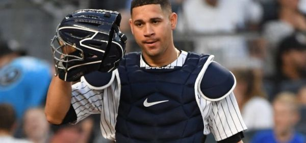 Gary Sanchez - The Look Of Despair (Photo: newsday.com)