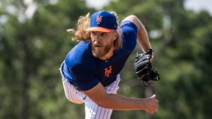 Noah Syndergaard, New York Mets (Photo: newsday.com)