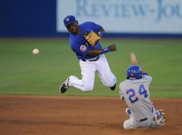Dilson Herrera, New York Mets (Photo: MLB.com)