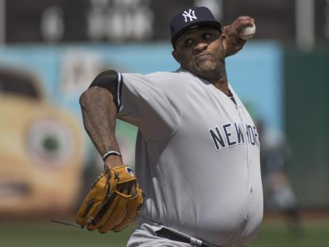 Yankees Stalwart CC Sabathia (Photo: UPI.com)