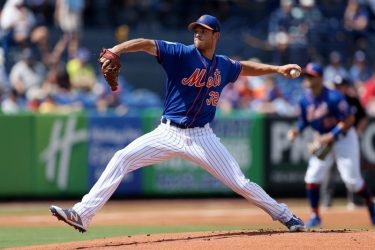 Steven Matz (Photo: Dylan Buell Getty Images)