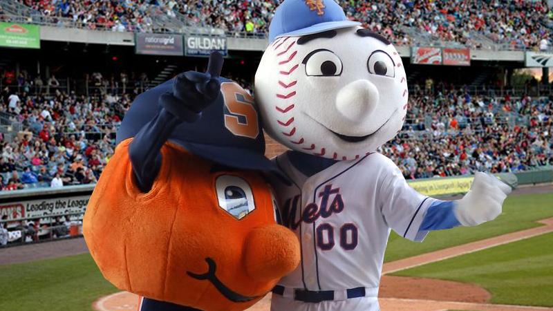 Syracuse Mets Inaugural Season 2019 (Photo: The 7 Line)