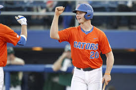 Pete Alonso, Florida State, Before The Mets (Photo: floridagators.com)