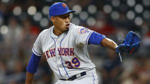 Edwin Diaz, Mets closer Photo: Newsday)