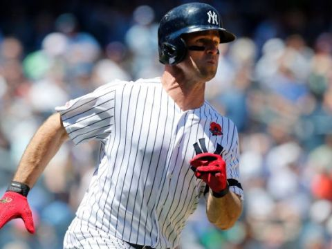 Brett Gardner, The Straw Who Stirs The Yankees Drink( Photo Credit: Jim McIsaac)