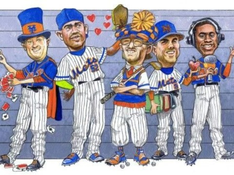 New York Mets - A Conundrum May, 2019 (Photo: Pinterest)