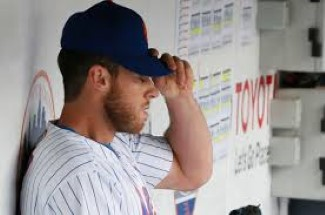 Steven Matz, Headed to the IL again. (Photo: New York Post)