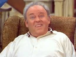 Archie Bunker, Dazed and Confused by 1960's America (Photo: giphy.com)