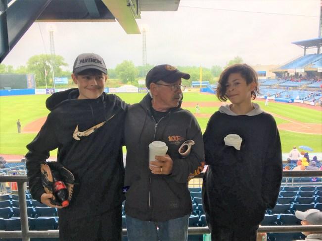 Photo: Steve Contursi, Reflections On Baseball