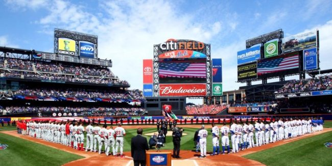 Opening Day, Citi Field (Photo: metsmerized.com)