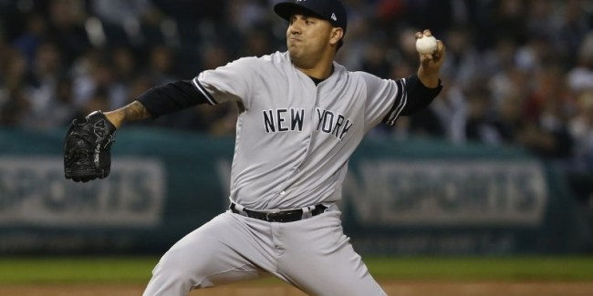 Nestor Cortes, Invaluable pitcher for the 2019 Yankees (Photo: pinstripealley.com)