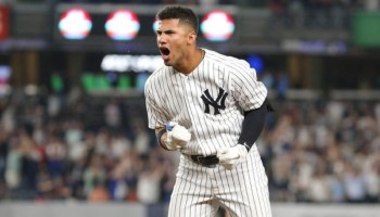 Gleyber Torres, New York Yankees 2019 All-Star candidate (Photo: SNY.TV)