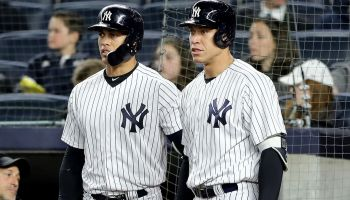 Yankees: The (Brief) Return of Giancarlo Stanton and Aaron Judge (Photo: sportingnrews.com)