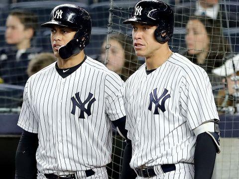 Yankees: The Return of Giancarlo Stanton and Aaron Judge (Photo: sportingnrews.com)