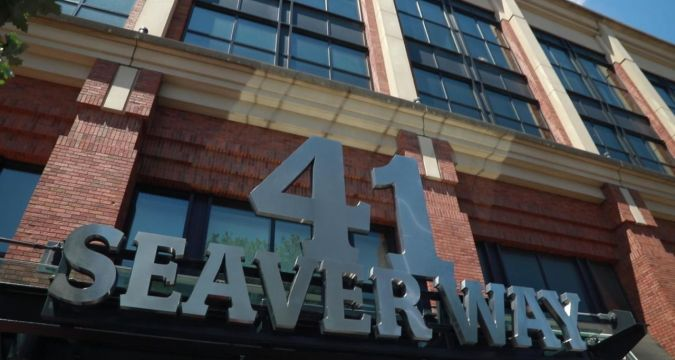 41 Seaver Way, the new address of Citi Field (Photo: Newsday)