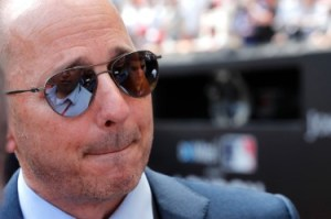 Brian Cashman, Yankees GM (Photo: Charles Wenzelberg)