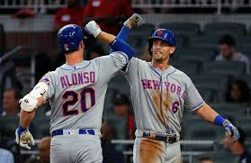 Pete Alonso and Jeff McNeil 2019 Mets All-Stars (Photo: New York Daily News)