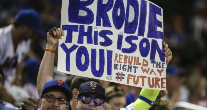 Brodie Van Wagenen: Out of control (Photo: Yahoo)