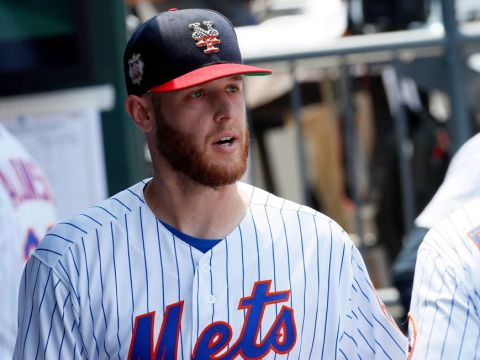 Zack Wheeler Heads To The IL (Photo: New York Post)