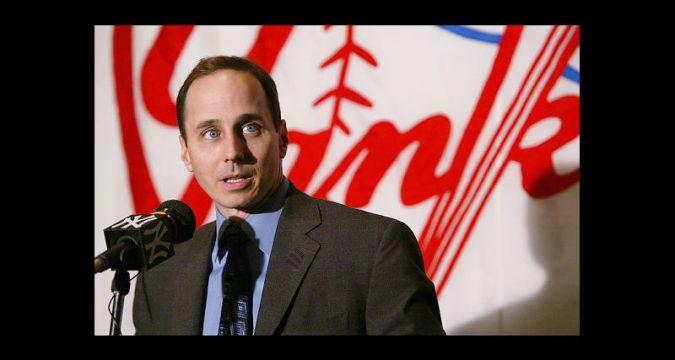 Brian Cashman, Yankees GM (Photo: New York Daily News)