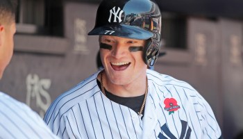 Clint Frazier's Last Days With The Yankees (Photo: New York Post)