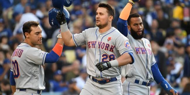 J.D. Davis, New York Mets Run Producer (Photo: northjersey.com)