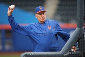 Phil Regan, Mets Pitching Coach (Photo: New York Post)