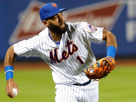 Amed Rosario, Shortstop, New York Mets (Photo: New York Post)