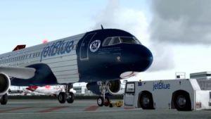 New York Yankees Road Trip Plane (Photo: YouTube)