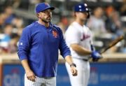 Mickey Callaway: It's D-Day And Time To Say Good-Bye
