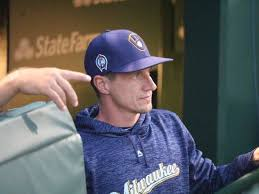 Craig Counsell, Manager, Milwaukee Brewers (Photo: onmilwaukee.com)