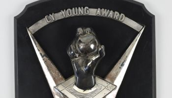Baseball's Cy Young Award (Photo: blessyouboys.com)