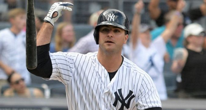 Mike Ford Walks Off The Yankees (Photo: Newsday)