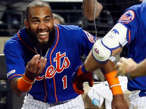 Amed Rosario: Mets Burgeoning All-Star (Photo: New York Post)