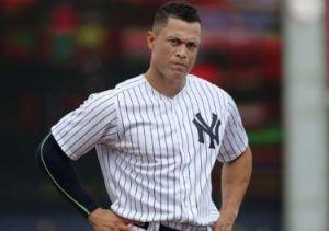 Giancarlo Stanton, New York Yankee (Photo: Empire Sports Media)