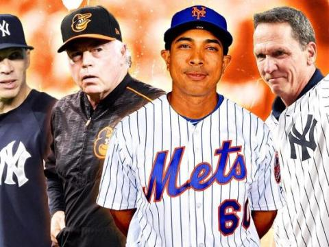 Candidates 2020 Mets Managerial Job (Photo: SNY-TV.com)