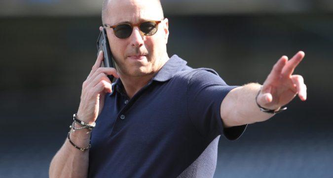 Brian Cashman, Yankees GM (Photo: Brad Penner-USA TODAY Sports)