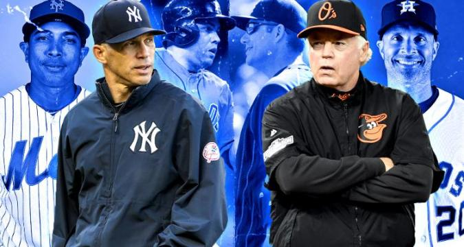 The Search Is On For A Mets Manager (Photo: SNY-TV)
