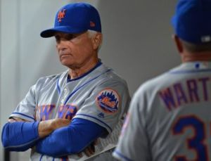 Terry Collins, former Mets manager (Photo: Newsday)