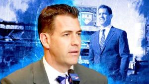 Brodie Van Wagenen, 2020 Man on Cohen's hot seat (Photo: SNY)