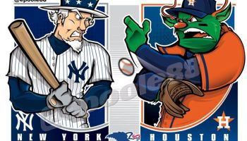 Yankees vs. Astros 2019 ALCS (Photo: twitter.com)