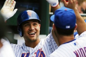Michael Conforto - Is the bar set high enough? (Photo: sportsnaut.com)
